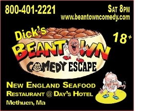 Dick's Beantown Comedy Escape @ Michael's Pub 30