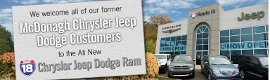 Mc Donagh Chrysler Jeep-Parts