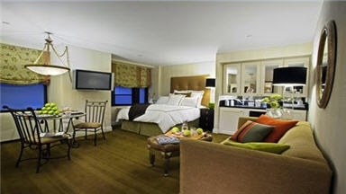 The Manhattan Club Hotel And Suites
