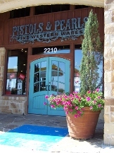 Pistols &amp; Pearls Fine Western