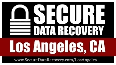 Secure Data Recovery Services - Costa Mesa, CA