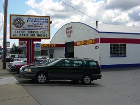 Auburn Foreign & Domestic Parts & Service
