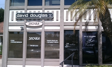 David Douglas Salon