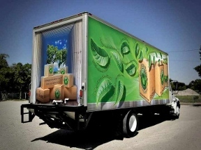 Green Truck Moving Co