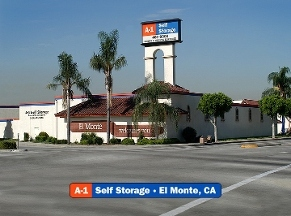 A-1 Self Storage - El Monte, CA