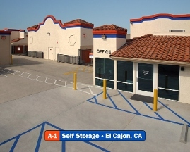 A-1 Self Storage - El Cajon, CA