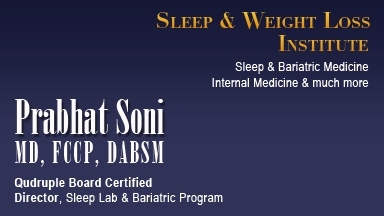 The Sleep &amp; Weight Loss Institute