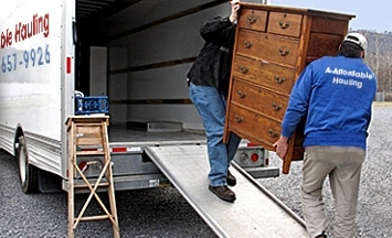 A Affordable Hauling - Glenview, IL