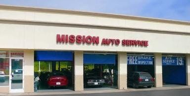 Mission Auto Service