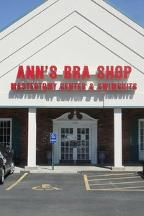 Ann's Bra & Lingerie Shop INC