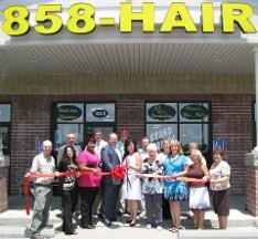 858 Hair Cuts by Kas LLC.