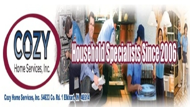 Cozy Home Services, Inc. - Elkhart, IN