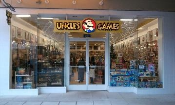 Uncle's Games (Redmond)