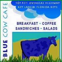 Blue Cow Cafe &amp; Ice Cream Shoppe