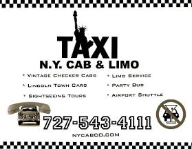 N Y Cab & Limo Co