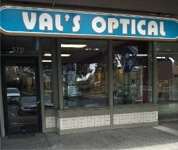 Val's Optical
