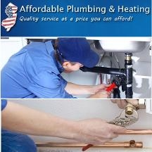 Affordable Plumbing &amp; Heating Drain Cleaning New Jersey