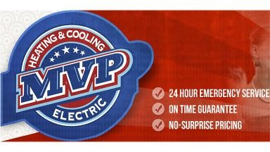 MVP Electric, Heating & Cooling, LLC