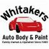 WHITAKERS Auto Body & Paint