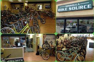 Missoula Bike Source Bike Shop/repair