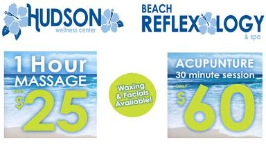 Hudson Wellness Center And Beach Reflexology