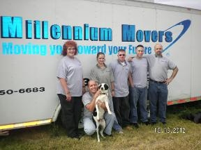 Millennium Movers