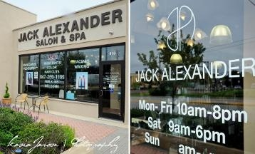 Jack Alexander Salon & Spa