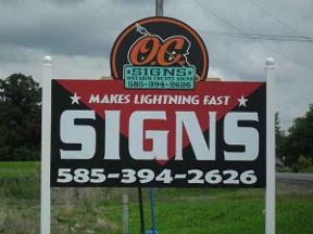 Ontario County Signs / O.c. Signs