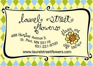 Laurel Street Flowers