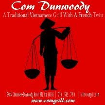 COM Dunwoody Vietnamese Grill