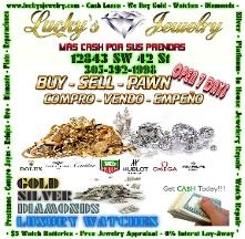 Lucky's Jewelry Inc. Pawn Shop