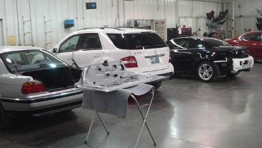 Harvey s collision center inc in westfield in 46074 for Harvey s paint and body
