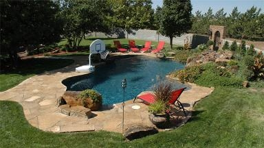 Out-Back Pool & Spa - Amarillo, TX
