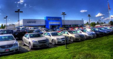 Airport chevrolet buick gmc cadillac service repair for Twin city motors alcoa tn