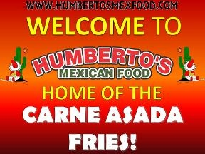 Humberto's Mexican Food