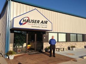Hauser Heating &amp; Air Conditioning INC