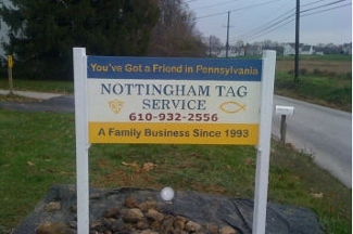 Nottingham Tag Service