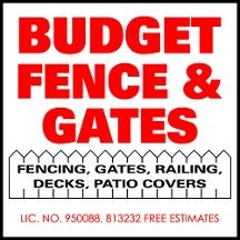 Budget Fence And Gates
