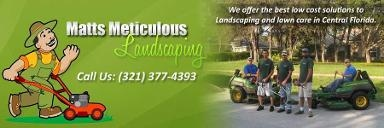 Matts Meticulous Landscaping