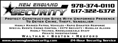 New England Security Protective Services Agency Inc