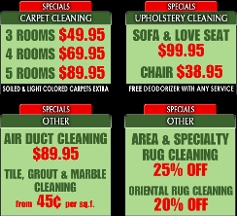 Expert Carpet Cleaners Los Angeles