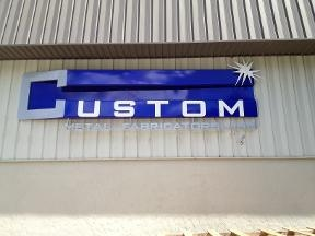 Custom Metal Fabricators, Inc.