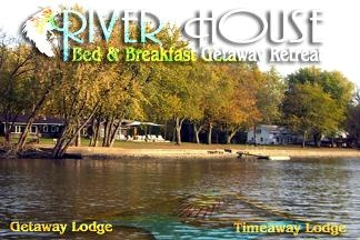 River House Bed & Breakfast Getaway Retreat