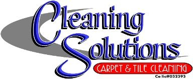 Cleaning Solutions Carpet & Tile Cleaning