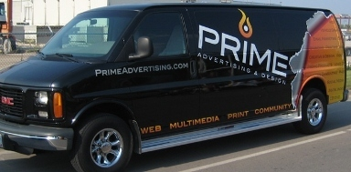 Prime Advertising & Design, Inc. - Osseo, MN