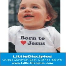 Little Disciples Baby Clothes & Gifts