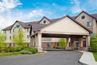 Holiday Inn Express Hotel &amp; Suites Bradley Airport