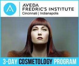 Aveda Fredric&#039;s Institute Cincinnati