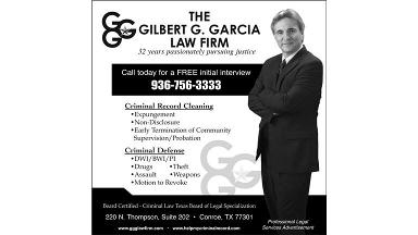 The Gilbert G. Garcia Law Firm - Conroe, TX