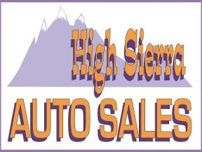 High Sierra Auto Sales